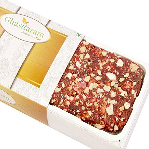 Mothers Day Gifts- Kaju Anjeer/ Figs Cake  available at amazon for Rs.428