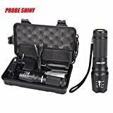 Best Llavero linternas Fenix - Amlaiworld 5000lm X800 Tactical Linterna LED Zoom Antorcha Review