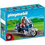 Playmobil - 5114 - Jeu de construction - Moto de route
