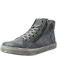 Rieker Herren 30921 Hohe Sneaker