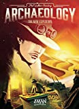 "Z-Man Games ""Archaeology The New Expedition Card Game"