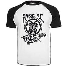 PAOK Thessaloniki T-Shirt Griechenland Hellas Saloniki Shirt Greece 63ebdcbfbcb