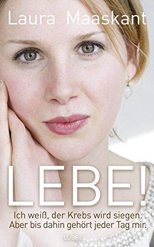 Buchseite und Rezensionen zu 'Lebe!' von Laura Maaskant