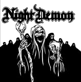 Night Demon: Night Demon (Ltd.Black/White Lp) [Vinyl LP] (Vinyl)
