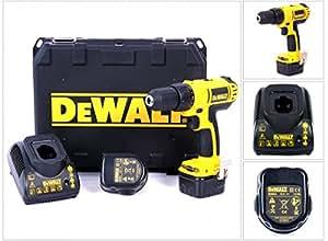 DeWALT DC740KA-QW Perceuse sans fil 12 V