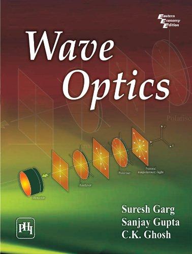 Wave Optics por Sureshgupta, Sanjay Ghosh, C.K. Garg