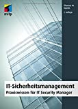 IT-Sicherheitsmanagement: Praxiswissen für IT Security Manager (mitp Professional)