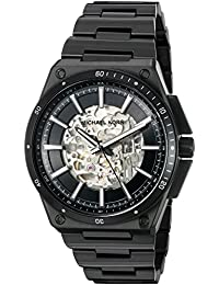 Michael Kors Analog Black Dial Men's Watch-MK9023