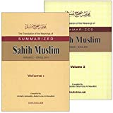 The Translation of the Meanings of Summarized Sahih Muslim (2 Books)