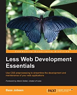 Less Web Development Essentials by [Jobsen, Bass]