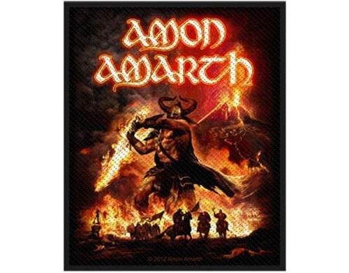 Amon Amarth - Surtur Rising - Toppa/Patch
