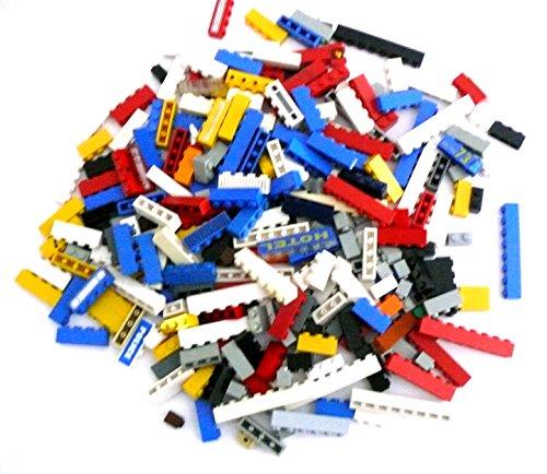 Preisvergleich Produktbild LEGO ® Technic - mehr als 250 Steine Basicsteine von 1 x 1 x 1 bis 1 x 8 x 1 - siehe Foto