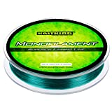 Best Bass Fishing Lines - KastKing Monofilament Fishing Line,Superior Mono Nylon Fishing Line,Strong Review