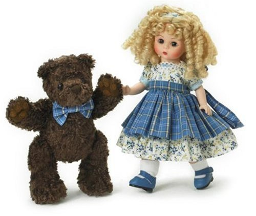 Madame Alexander 8 Inch Storyland Collection Doll - Goldilocks by Madame - Dolls 8-zoll-madame Alexander