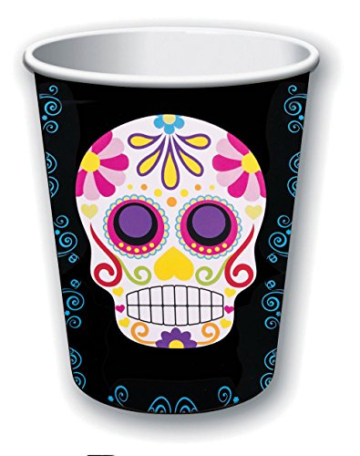 27Day Of The Dead Becher, mehrfarbig, one size ()