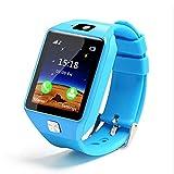 ENFANTS Smart Watch garçons filles enfants écran tactile Smartwatch avec caméra podomètre moniteur de sommeil Bluetooth Dialer appel rappel Horloge montre pour cadeaux Voyage Camping