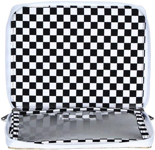 Vans Noir - Checkerboard
