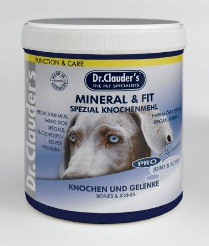 Preisvergleich Produktbild Dr.Clauder's 31202005 Mineral und Fit Knochenmehl 400 g