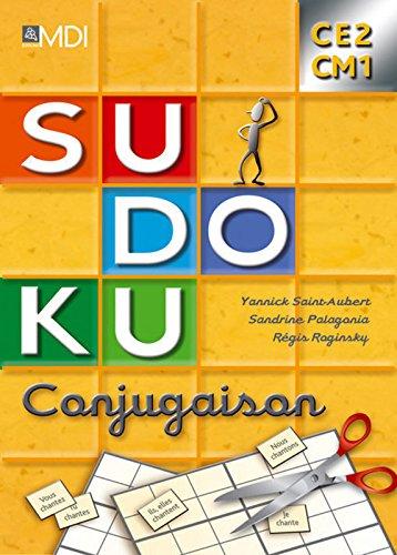 Sudoku Conjugaison - CE2 / CM1