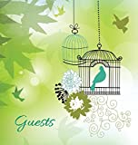 Guest Book, Visitors Book, Guest Comments Book (Hardback) House Guest Book, Party Guest Book, Vacation Home Guest Book: For Events, Gatherings, ... Birthdays, Anniversaries, Commemorations