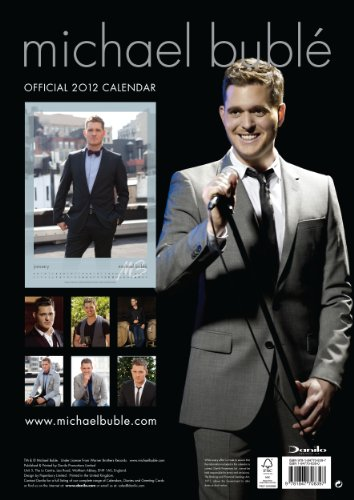 Cheapest Price for Official Michael Buble Calendar 2012 Review