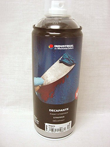 BOTE SPRAY INDUSTRIAL MONTANA COLORS DECAPANTE REMOVEDOR