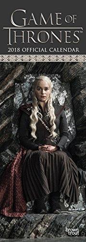 Produktbild 2018 Game of Thrones Slim Calendar
