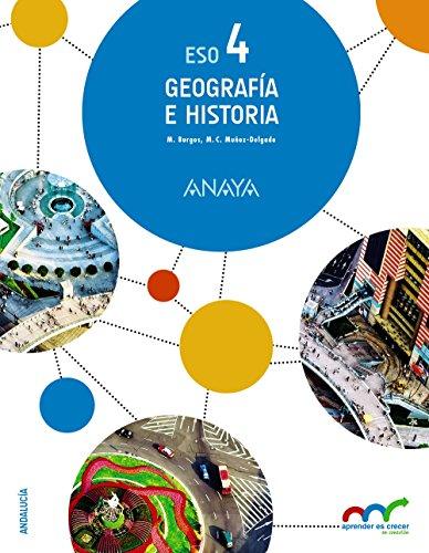 Geografía e Historia 4