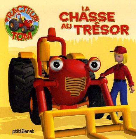 Tracteur Tom : La chasse au trésor