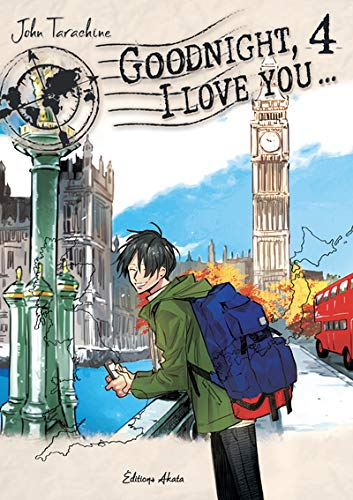 Goodnight, I Love You… Edition simple Tome 4