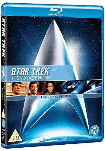 Star Trek 4: The Voyage Home [Blu-ray] [UK Import]