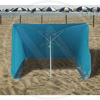 Ombrelloni Da Spiaggia Offerte.Globolandia Srl 95117 Tenda Da Spiaggia Con Tettuccio