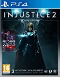 Injustice 2 Deluxe Edition Darkseid DLC (PS4)
