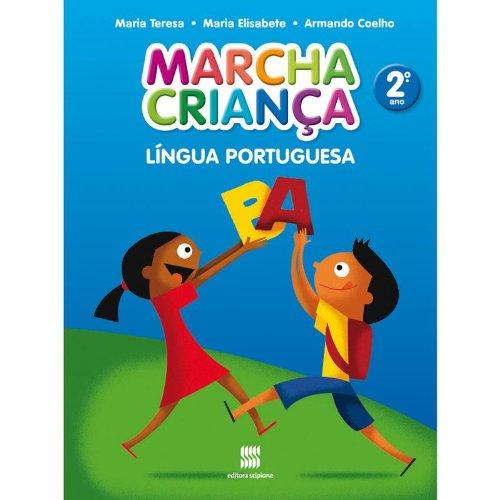 Marcha Criança. Língua Portuguesa - 2º Ano (Em Portuguese do Brasil) PDF Books