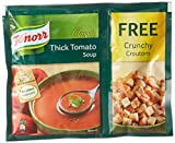 #7: Knorr Classic Thick Tomato Soup, 61g with Free Crunchy Croutons
