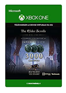 The Elder Scrolls Online Tamriel: Unlimited Edition 3000 Couronnes [Xbox One - Code jeu à télécharger] (B01FL9GBI4) | Amazon price tracker / tracking, Amazon price history charts, Amazon price watches, Amazon price drop alerts