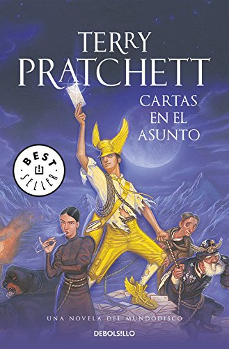 Cartas en el Asunto (Mundodisco 33) (BEST SELLER) por Terry Pratchett