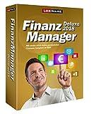 Lexware FinanzManager Deluxe 2018|in frustfreier Verpackung|Einfache Buchhaltungs-Software für private Finanzen und Wertpapier-Handel|Kompatibel mit Windows 7 oder aktueller