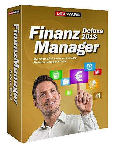 Vollversion / Lexware Finanz Manager Deluxe 2018 FFP / Version 25 / Handelsversion