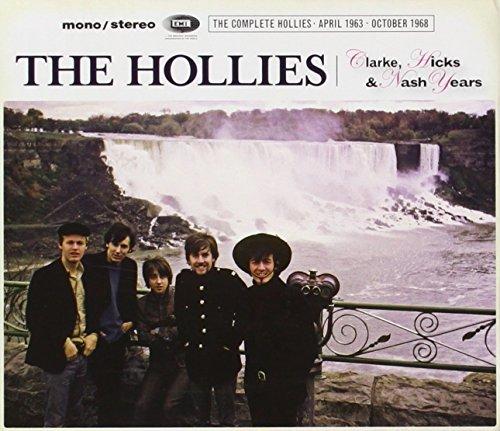 The Clarke,Hicks & Nash Years (Hollies-box-set)