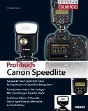 Blitzfotografie Canon Speedlite