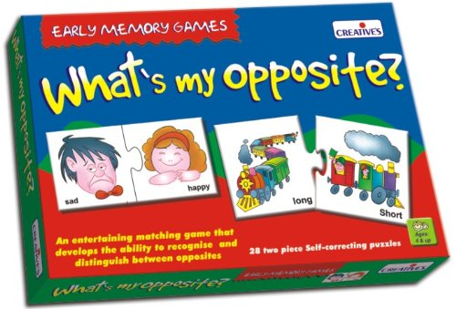 Creative Educational Aids 0619 What's My Opposite