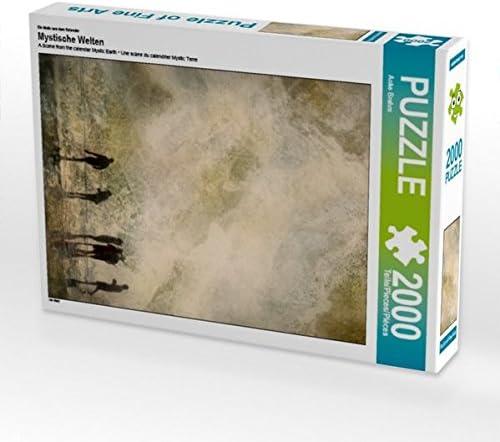 CALVENDO Puzzle Mystische Mystische Mystische Welten 2000 Teile Lege-Grsse 67 x 90 cm Foto-Puzzle Bild Von Brehm Anke | Porter-résistance  211b2d