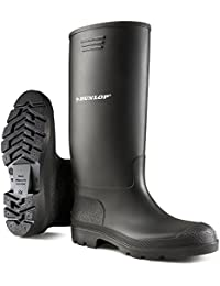 Dunlop 70170-46-1010 Pricemastor Bottes en Caoutchouc Taille 46 pourpre
