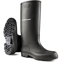 Dunlop 380PP Rubber Boots For Men