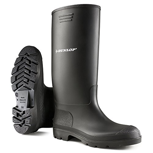 Dunlop 380PP Rubber Boots For Men