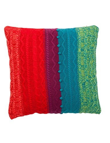 Desigual-Living 37CL011 MELANGE2 Jersey Cotton Cushion Cover 45 x 45 CM