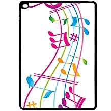 Rigid Plastic Protective For The New Ipad Air 2 Case Have Music Kid