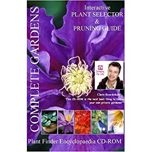 Complete Gardens: Chris Beardshaw Interactive Plant Selector and Pruning Guide: Plant Finder Encyclopaedia (PC/Mac)