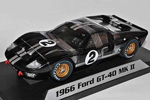 ford-gt40-mk-ii-1966-schwarz-nr-2-winner-le-mans-mclaren-amon-1-18-shelby-collectibles-modell-auto